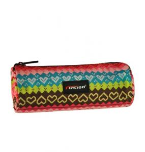 Fusion Wool Pencil Case Rd Pc - FWO06107