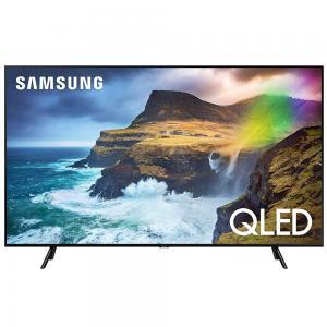 Samsung 65-Inch Flat Smart QLED TV (2019) 65Q70RA Black