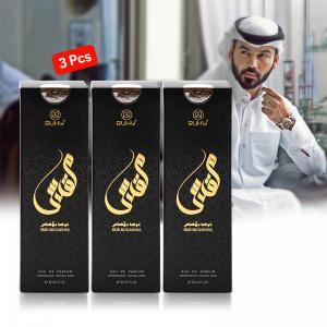 Ruky Oud Muqadhas Eau De Parfum, 3 Piece Pack