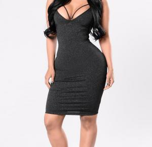 Lakoki A little Glitter Dress - L