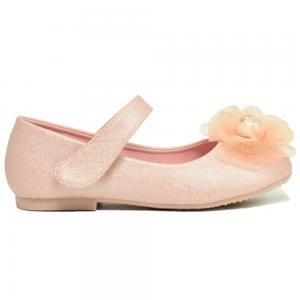 Verde Flat Ballerinas Girls, Pink