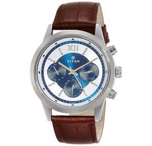 Titan Classique 1766SL03 Watch For Men