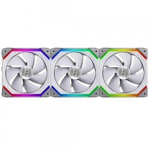 Lian Li G99.12UF3W.00 UNI Fan SL 120 Triple ARGB With Controller, White