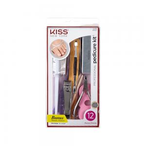 Kiss Impress Professional Pedicure Kit, KSS107COS00178