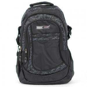 Para John Backpack Bag Color Black, PJSB6034A18
