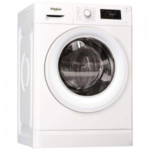 Whirlpool Front Load Washer 9KG, FWG91284WGCC, White
