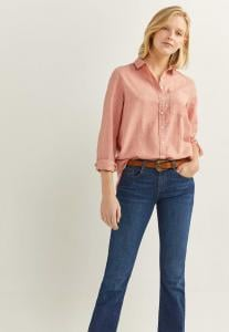 Springfield Shirt for Women, Pink