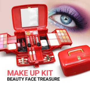 Make Up Kit Set Beauty Face Treasure  - Art No.2002A