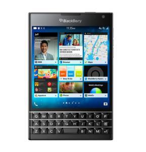 BlackBerry Passport - 32GB, 3GB RAM, 4G LTE, Black English Stocks