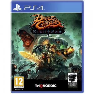 Battle Chasers PlayStation 4