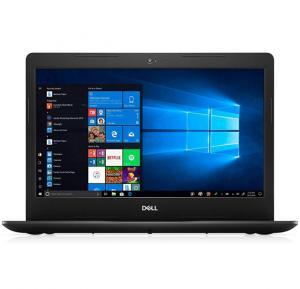 Dell Inspiron 3493-3464BLK Laptop Core I5-1035G7 4GB 128GB SSD 14In Display (1366x768) Bluetooth Webcam WIN10 BLACK