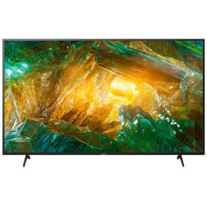 Sony 85 Inch UHD Smart LED TV KD85X8000H, Black