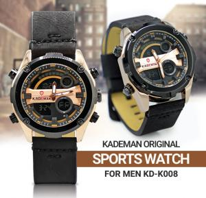 Kademan Original Sports Luxury Brand Quartz Watch For Men - KD-K008