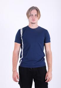 Kenyos Mens T shirt Dark Blue