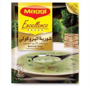 Maggi Broccoli Soup 48 Gram
