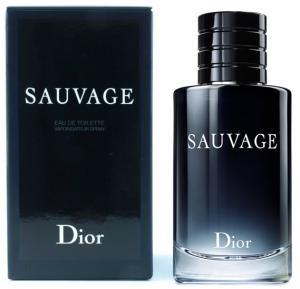 Christian Dior Sauvage For Men Eau de Toilette  100 ML