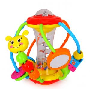 Hola Baby Rattles Educational Toys for Babies  Toy,929,1-3 Years,multi