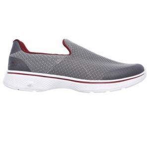 Skechers Go Walk 4 for Men, 54155-LGRD