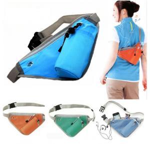 Sports  Waist Bag Triangular Outlet Pocket Bag