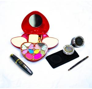 3 In 1 Make Up Kit With Waterproof Maskara and Eyeliner