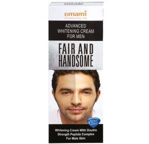 Emami Fair & Handsome Advanced Whitening Cream For Men 25gm - 8545