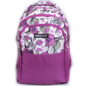 Para John Backpack Bag Color Pink, PJSB6054