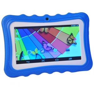 T-pad 206 Kids 7 Inch Tablet,Quard Core,1GB Ram 8 GB storage,Wifi,Bluetooth,Andriod 6.0,Touch Blue color,T260