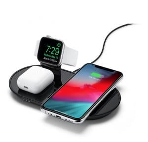 Mophie  3 In 1 Wireless Charger Pad