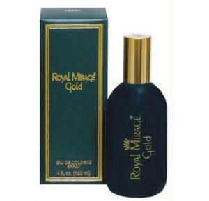 Royal Mirage Gold EDC Spray 120 ML