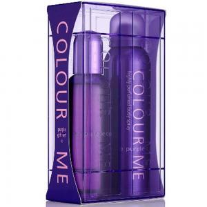 Colour Me Purple Casket Fragrance Body Spray, 100/150ml