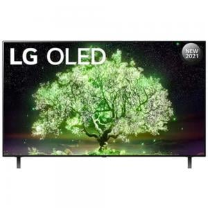 LG OLED TV 55 Inch A1 Series Cinema Screen Design 4K Cinema HDR WebOS Smart With ThinQ