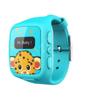 UK Plus  Safety Smart GPS watch for kids Mobile Phone monitored through Smart mobile app,GPS_BL
