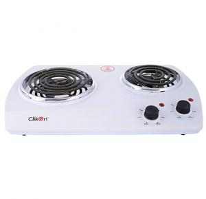 Clikon Double Hot Plate- CK4351