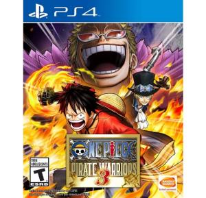 Bandai Namco Entertainment One Piece Pirate Warriors 3 For PS4