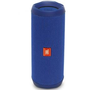 JBL Flip 4 Portable Wireless Speaker - Blue