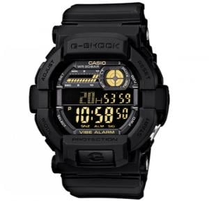 Casio G-shock Digital Watch, GD-350-1BDR