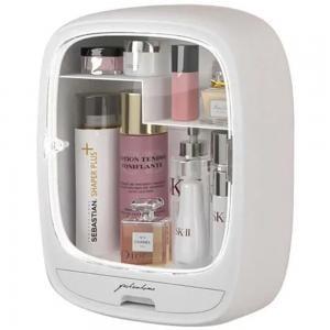 Wall Mounted Cosmetic Drawer Storage Box White