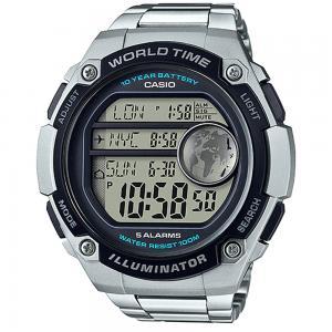 Casio AE-3000WD-1VDF Digital Grey Dial Watch for Men