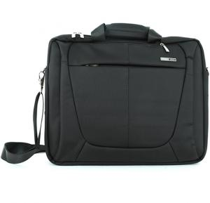 Para John 16-inch Laptop Backpack Bag - Black, PJLB8043A16