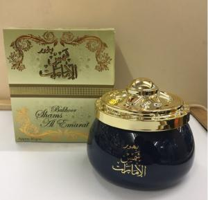 Al Zaafaran Bukhoor Shams Al Emarat Bakhoor Fragrance Incense For Unisex