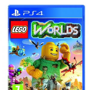 Lego Worlds Game PlayStation 4