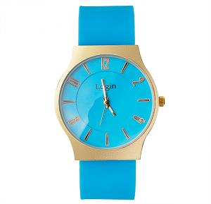 Login Fashion Wrist watch P21 Sky Blue, Royalhand