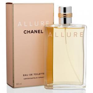 Chanel Allure Eau De Toilette for Women, 100 ml