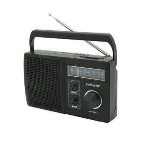 Sonashi Rechargeable Radio SRR-84US (BS)