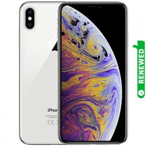 Apple iPhone XS With FaceTime 64GB Silver 4G LTE Renewed- S