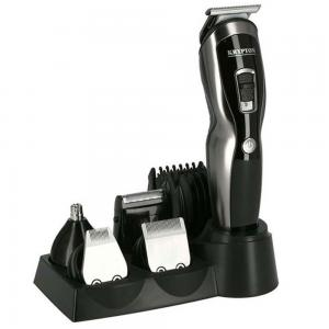 KRYPTON 11 in 1 Beard & Hair Trimmer KNTR6041 Black