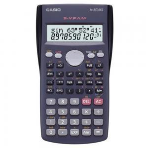 Casio 2nd Gen Non Programmable Scientific Calculator FX350MS2