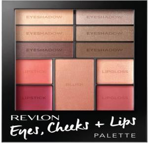 Revlon Eyes, Cheeks + Lips Palette - 100 Romantic Nudes