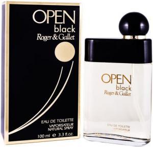 Roger & Gallet Open Black 100ml Edt Spray