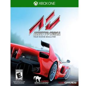 505 Games Assetto Corsa For Xbox One